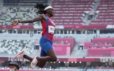 Brittney Reese Olympian Track Star