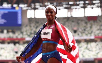 Kendra Harrison Incredible Hurdler Olympian